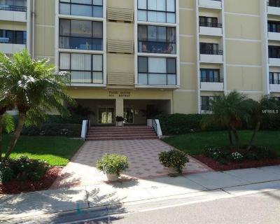 Clearwater Condo For Sale: 851 S Bayway Boulevard S #707