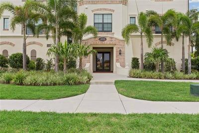 Hillsborough County Condo For Sale: 5715 Yeats Manor Drive #201
