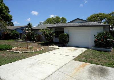 Single Family Home For Sale: 2545 Redwood Circle
