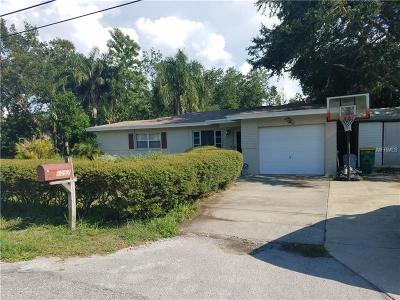 Clearwater Single Family Home For Sale: 2057 Allard Drive
