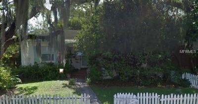 Hernando County, Hillsborough County, Pasco County, Pinellas County Single Family Home For Sale: 1103 S Rome Avenue