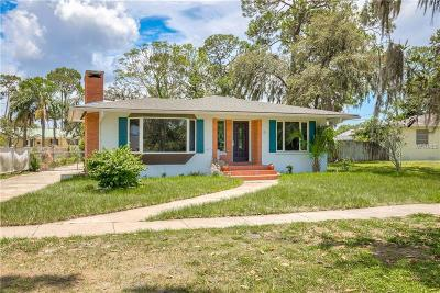 Tarpon Springs Single Family Home For Sale: 18 Tarpon Drive