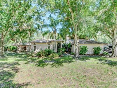 Clearwater, Clearwater`, Cleasrwater Single Family Home For Sale: 1888 Belleair Road