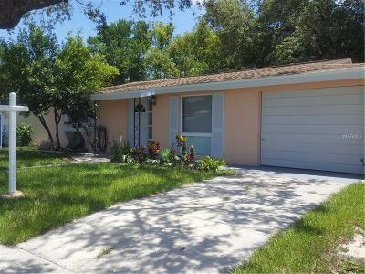 Holiday FL Single Family Home For Sale: $119,900