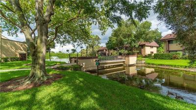 St Petersburg Condo For Sale: 770 Village Lake Terrace N #207