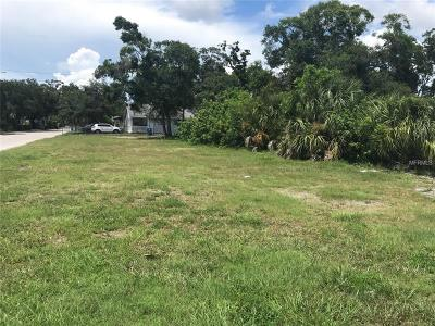 St Petersburg Residential Lots & Land For Sale: 3933 18th Avenue S