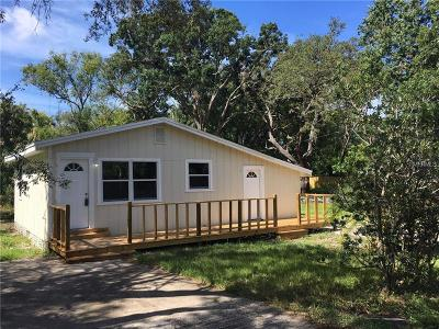 Tarpon Springs Single Family Home For Sale: 428 Pent Street