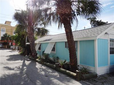 Treasure Island Single Family Home For Sale: 106 94th Avenue