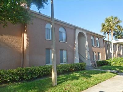 St Petersburg Condo For Sale: 264 115th Avenue N #4