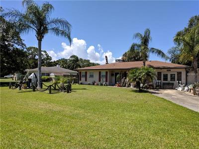 New Port Richey Single Family Home For Sale: 4846 Isthmus Drive