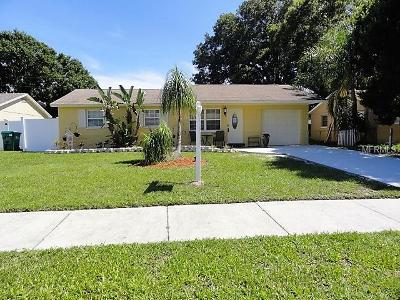 Seminole Single Family Home For Sale: 8454 91st Terrace