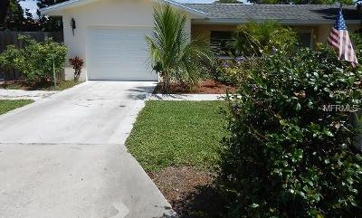 Seminole Single Family Home For Sale: 11155 N 64th Terrace N
