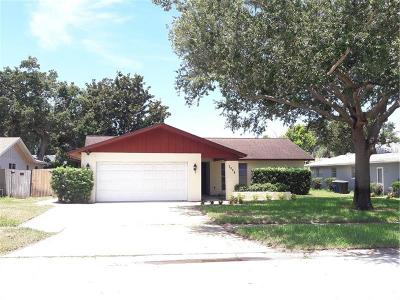 Clearwater Single Family Home For Sale: 2350 Timbercrest Circle W