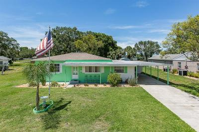 New Port Richey Single Family Home For Sale: 5829 Virginia Avenue