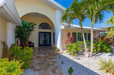 Clearwater Beach Single Family Home For Sale: 223 Palm Island SW