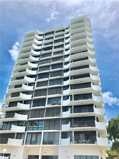 Cleasrwater, Clearwater, Clearwater` Condo For Sale: 80 Rogers Street #4B