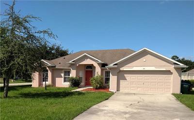 Deltona Single Family Home For Sale: 711 Hackberry Court