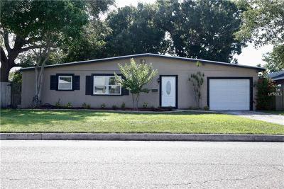 St Petersburg Single Family Home For Sale: 3819 Huntington Street NE