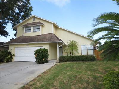 Palm Harbor Single Family Home For Sale: 119 Gulfwinds Drive E