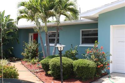 Belleair Single Family Home For Sale: 111 23rd Street