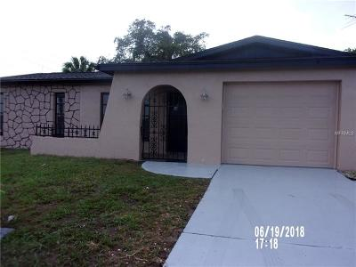 Port Richey Single Family Home For Sale: 9007 Westby Lane