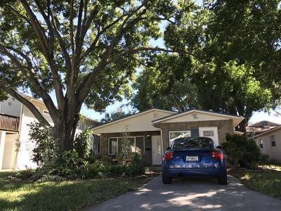 St Petersburg Single Family Home For Sale: 1766 Montana Avenue NE