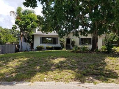 Tarpon Springs Single Family Home For Sale: 1405 Lonesome Pine Lane