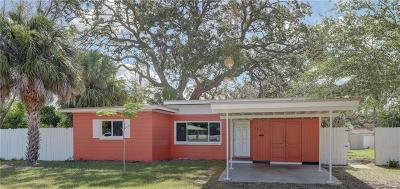 Clearwater Single Family Home For Sale: 1605 S Prescott Avenue