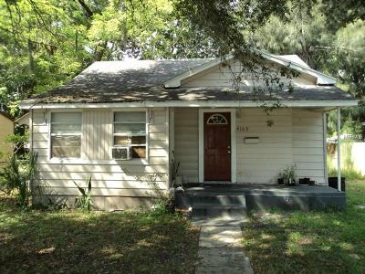 St Petersburg Single Family Home For Sale: 4169 13th Avenue S
