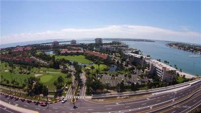 St Petersburg Condo For Sale: 6287 Bahia Del Mar Circle #403