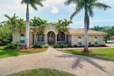 Largo Single Family Home For Sale: 7881 Lantana Creek Road
