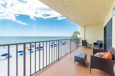 Madeira Beach Condo For Sale: 14710 Gulf Boulevard #202