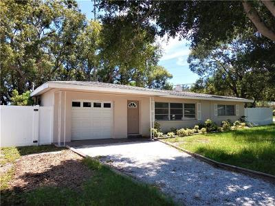 Seminole Single Family Home For Sale: 11652 88th Terrace