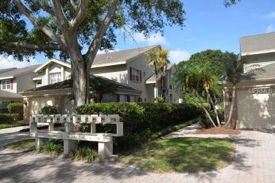 Belleair, Belleair Bluffs Condo For Sale: 59 Pelican Place