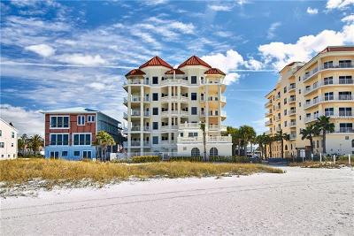 Clearwater Beach Condo For Sale: 14 Somerset Street #3C