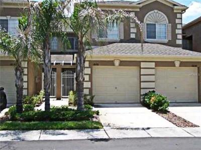Tampa Townhouse For Sale: 18132 Nassau Point Drive