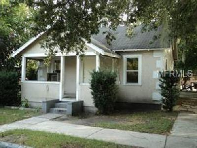 St Petersburg Single Family Home For Sale: 3460 15th Avenue S