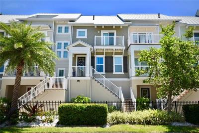 Indian Shores Townhouse For Sale: 19915 Gulf Boulevard #104