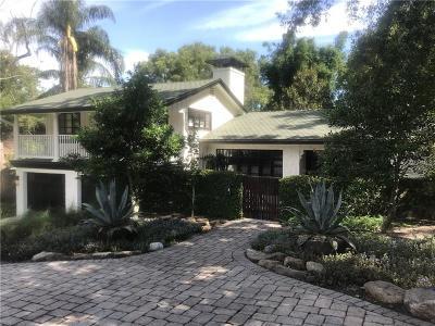 Winter Park Single Family Home For Sale: 241 W Lake Sue Avenue