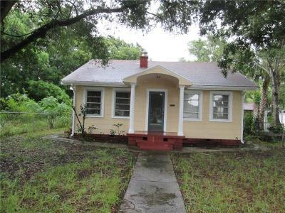 Gulfport Single Family Home For Sale: 2222 53rd Street S