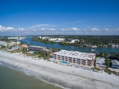 Indian Rocks Beach Condo For Sale: 50 Gulf Boulevard #317