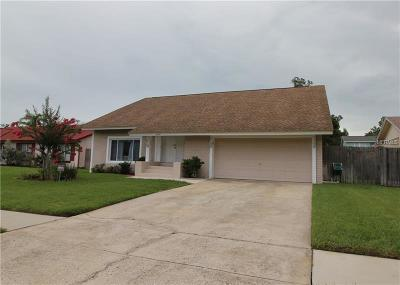 Palm Harbor Single Family Home For Sale: 2619 Westbury Avenue