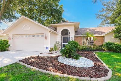 Tarpon Springs Single Family Home For Sale: 3861 Sunrise Lane