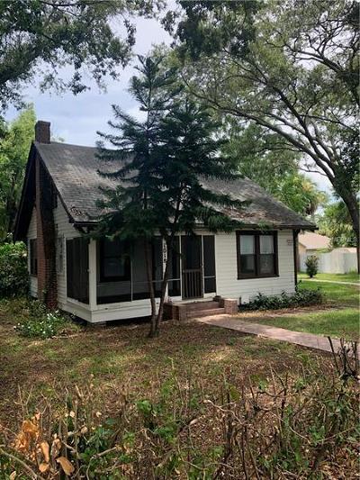 Dunedin Single Family Home For Sale