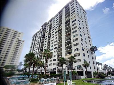 Pinellas County Rental For Rent: 1230 Gulf Boulevard #1607