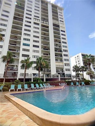 Rental For Rent: 1230 Gulf Boulevard #902