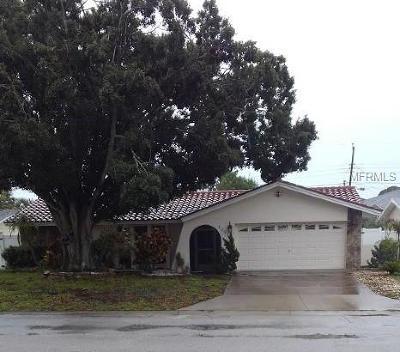 Seminole Single Family Home For Sale: 13856 80th Avenue