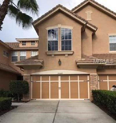 Tampa Townhouse For Sale: 14444 Mirabelle Vista Circle