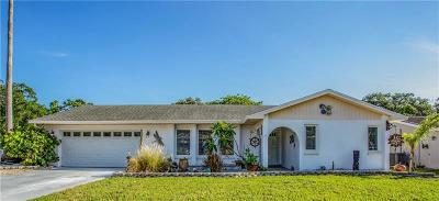 Palm Harbor Single Family Home For Sale: 80 Tern Place