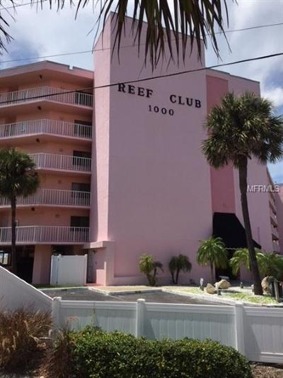 Indian Rocks Beach FL Rental For Rent: $7,280
